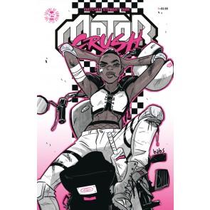 Motor Crush (2016) #7 VF/NM Cover A Image Comics