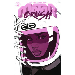 Motor Crush (2016) #5 VF/NM Cover B Image Comics