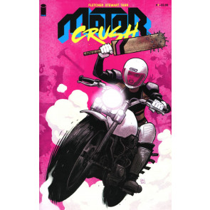 Motor Crush (2016) #1 VF/NM Cover B Image Comics