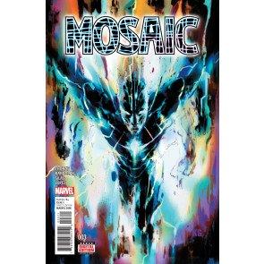 Mosaic (2016) #3 VF/NM Keron Grant Cover Now!
