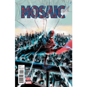 Mosaic (2016) #4 VF/NM