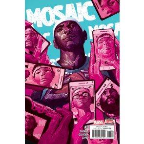 Mosaic (2016) #6 VF/NM