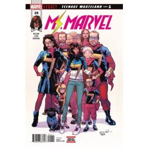 Ms. Marvel (2015) #25 VF/NM