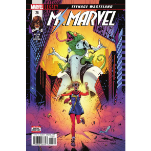 Ms. Marvel (2015) #26 VF/NM