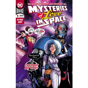 Mysteries of Love In Space (2019) #1 VF/NM DC Universe