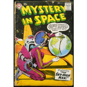 MYSTERY IN SPACE #49 FR