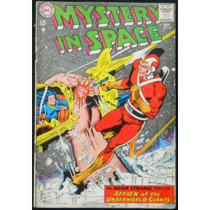 MYSTERY IN SPACE #86 VG