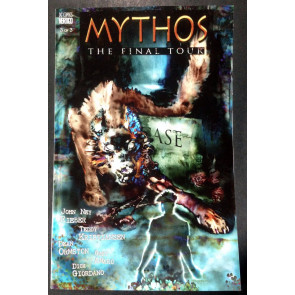 Mythos The Final Tour (1996) 1 2 3 VF (8.0) complete set Vertigo