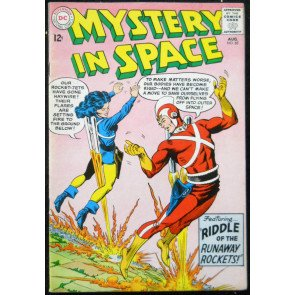 MYSTERY IN SPACE #85 VF-