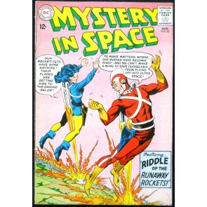 MYSTERY IN SPACE #85 VF