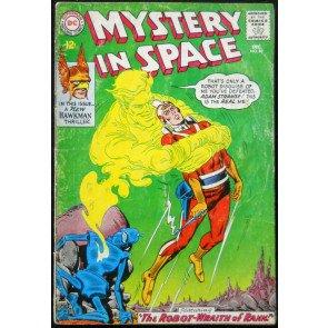 MYSTERY IN SPACE #88 GD ADAM STRANGE & HAWKMAN STORIES
