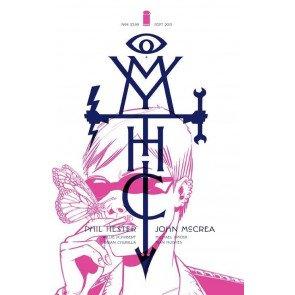 Mythic (2015) #4 VF Image Comics