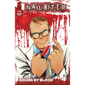 Nailbiter (2014) #24 VF/NM Image Comics