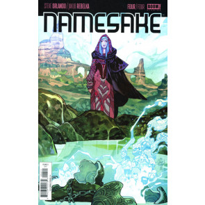 Namesake (2016) #4 of 4 VF/NM Boom! Studios
