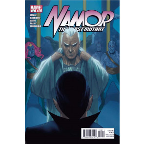 NAMOR: THE FIRST MUTANT (2010) #10 VF