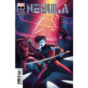 Nebula (2020) #2 of 5 VF/NM Guardians of the Galaxy