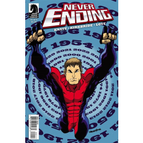NEVER ENDING #1 OF 3 VF/NM DARK HORSE COMICS