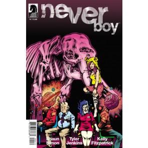 NEVERBOY (2015) #4 VF/NM DARK HORSE COMICS