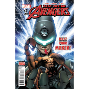 NEW AVENGERS (2015) #2 VF/NM
