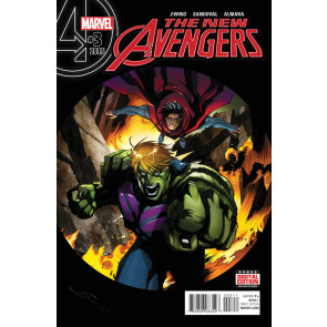 NEW AVENGERS (2015) #3 VF/NM