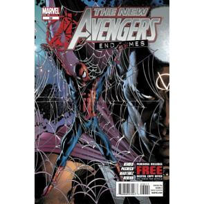 NEW AVENGERS #32 NM END TIMES MIKE DEODATO JR COVER