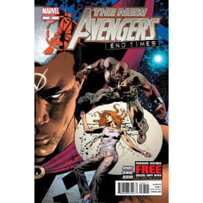 NEW AVENGERS #33 NM END TIMES MIKE DEODATO JR COVER