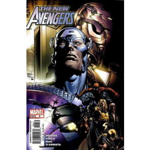 NEW AVENGERS #6 NM BENDIS FINCH