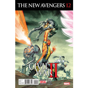 New Avengers (2015) #12 VF/NM Civil War II Tie-In