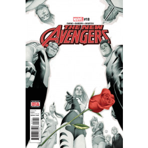 New Avengers (2015) #18 VF/NM