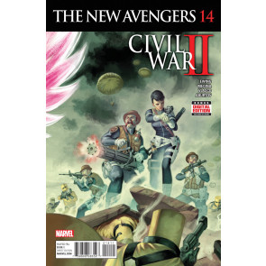 New Avengers (2015) #14 VF/NM Civil War II Tie-in
