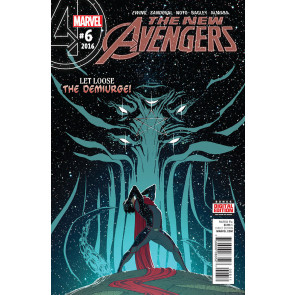 New Avengers (2015) #6 VF/NM