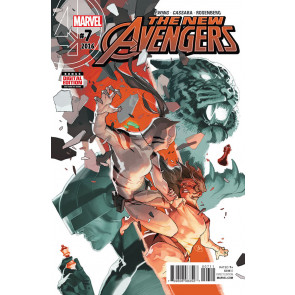 New Avengers (2015) #7 VF/NM