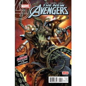 New Avengers (2015) #4 VF/NM