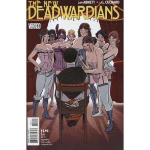 NEW DEADWARDIANS #3 OF 8 VF- VERTIGO