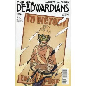 NEW DEADWARDIANS #4 OF 8 VF/NM VERTIGO