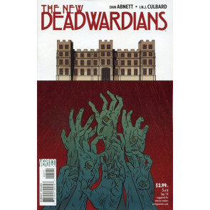 NEW DEADWARDIANS #5 OF 8 VF+ - VF/NM VERTIGO