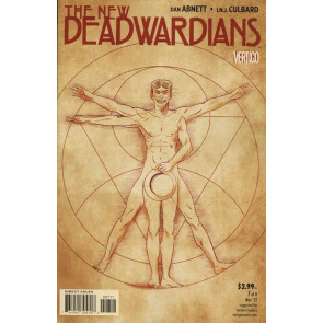 NEW DEADWARDIANS #7 OF 8 VF/NM VERTIGO