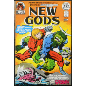 NEW GODS #5 VF
