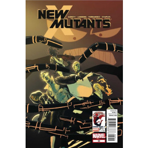 NEW MUTANTS #39 VF/NM
