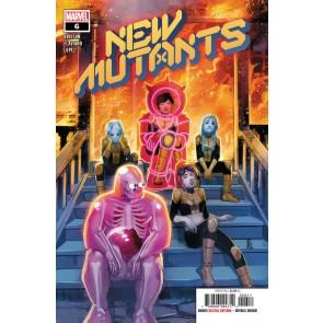 New Mutants (2020) #6 VF/NM Rod Reis 1st Printing
