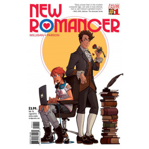 NEW ROMANCER (2015) #1 VF/NM VERTIGO
