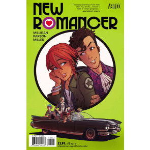 NEW ROMANCER (2015) #2 VF/NM VERTIGO