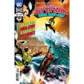New Super-Man (2016) #23 VF/NM Philip Tan Cover DC Universe