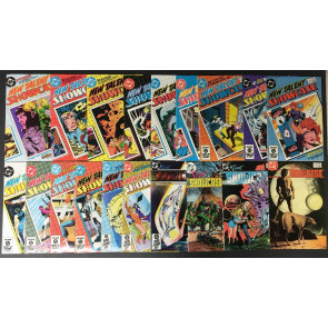 New Talent Showcase (1984) 1-19 complete set Williamson and 1st Darwin Cook art
