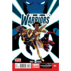 NEW WARRIORS (2014) #3 VF/NM MARVEL NOW!
