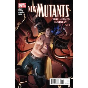 NEW MUTANTS #26 NM UNFINISHED BUSINESS PART 2