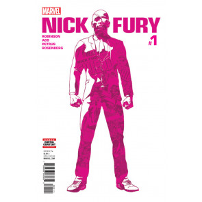 Nick Fury (2017) #1 VF/NM