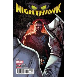 Nighthawk (2016) #5 VF/NM
