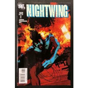 Nightwing (1996) #123 VF+ Jock Cover