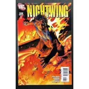 Nightwing (1996) #128 VF Dan Jurgens Marv Wolfman